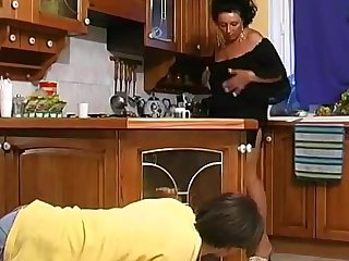 Juliana and Morris raunchy mature video