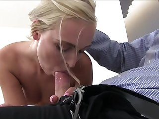 New model likes it doggy style