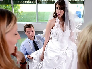 Say Yes To Getting Fucked In Your Wedding Dress