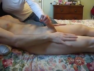 Wife Jerking Me Off_ CFNM_240p