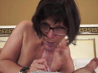 Margo T suck that prick in the bedroom