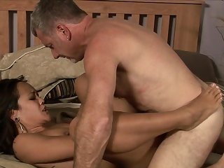 Sweet tanned Asian is fucking so hard