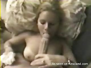 He blows his load on girlfriend