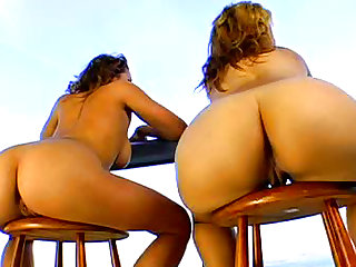 Ass dancing and hardcore sex