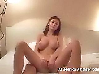 Big boobs Euro beauty hardcore sex