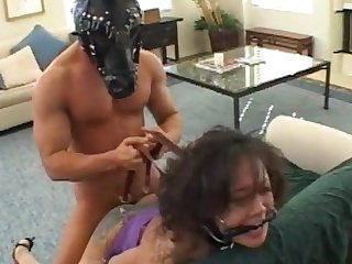 TJ Cummings is getting creampied very hard