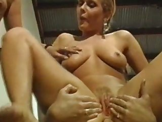 Sexy hardcore banging in FFM style