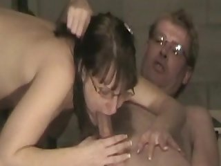 MILF brunette Sweet Obsession being ass-fucked