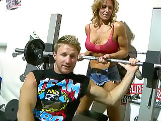 Super fit big titty milf fucked hardcore