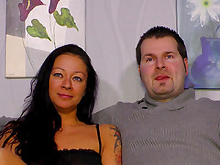 Fantastic German babe Mareen delivers an amazing blowjob