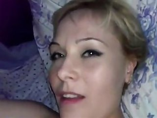 Russian slutty girl enjoys being banged
