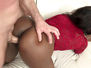 Skyler Nicole opens her legs for a hot stallion's white dick