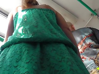 High-quality voyeur video for true connoisseurs of upskirt clips with tight and smooth butts.