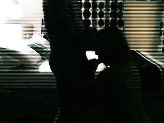 Trainee teen sucking in hidden cam