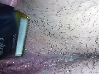shaving time 7