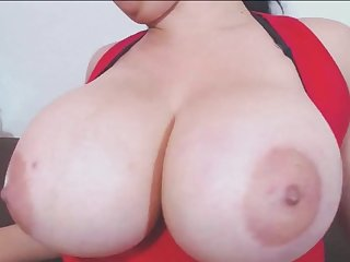 Mommy Latina Has Some Monster Tits And Big Creamy Pussy