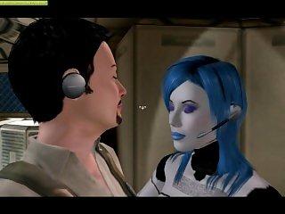3D Robot Hooker Fucks Her Way Across the Galaxy