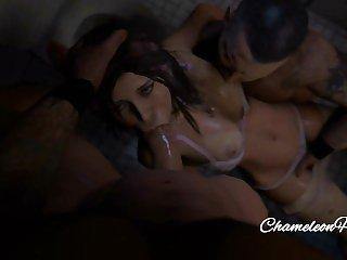 Rise Of Tomb Raider Lara Croft SFM Compilation