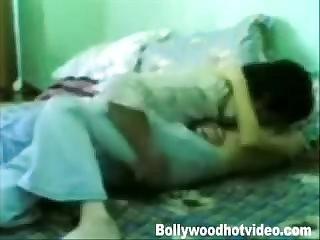 Indian Sexy Teen Amrita Home Made Fuck