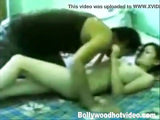 Indian Sexy Teen Amrita Home Made Fuck