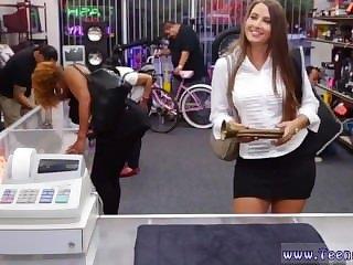 Amateur boss's daughter PawnShop Confession!