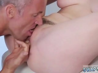 Hentai blonde footjob xxx Fatherly