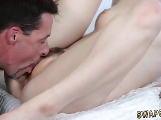 Daddy caught companion's daughter xxx lust