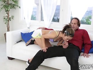 Teen anal orgy The Stretch And Swap