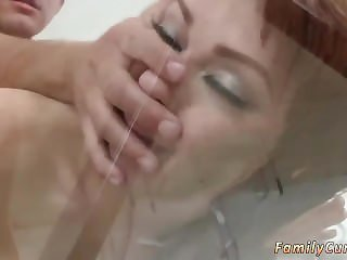 Babysitter gets fucked daddy What A Mess