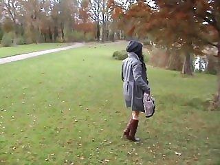 petite balade a l automne au parc st pierre