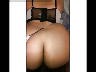 Black vs Arab Moroccan Big Ass (Beurette Rif)