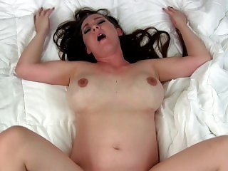 Your Sexy Pregnant Mother Wants Your Hard Cock - Kinky Taboo MILF Kristi