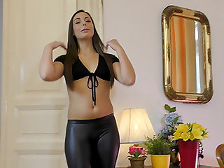 Carla Crouz' tight cunt is all a fellow wants to penetrate