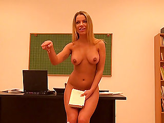 Angel Rivas wants to feel a cock between her long legs