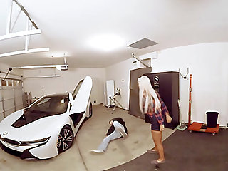 Hot Milf Fuck The Car Theif
