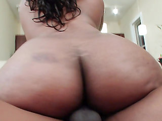 Looong black penis is what delicious black Cherise Roze needs