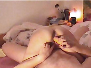 Pussy fingering with Bettina Riedel from Hannover