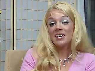 Heidi Mayne having her butthole slammed with a big black cock