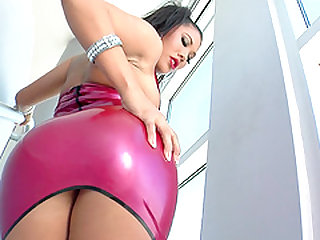 Amazing pussy drilling with his slutty babe London Keyes