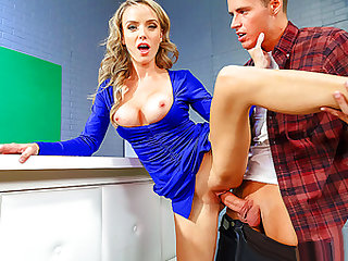 Brazzers – Forecasting Several Inches