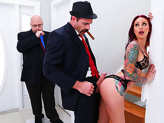 Brazzers – The Don Whacks My Wife's Ass