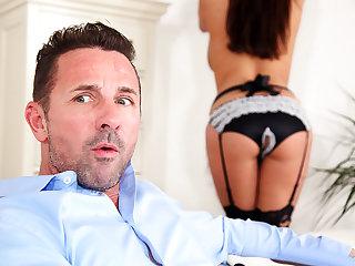 Big Tits Maid Service