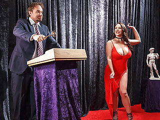 Brazzers - Angela's Sex Auction