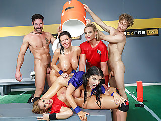 The Brazzers Halftime Show II