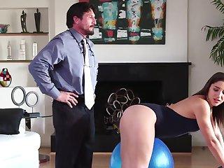 Abella Danger Daddy likes my Big Ass