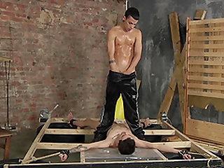 Alexis Tivoli and David Paw have a fetish fuck session