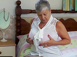 Hot grandmas compilation featuring mature women