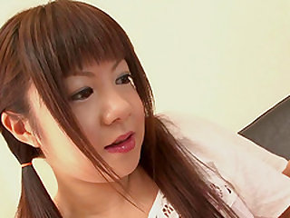 Shino Nakamura attacked by a horny man for a blowjob