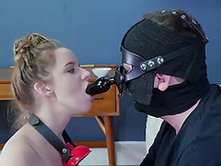 Jessica Kay is a nasty sex slave who will do anything for her master