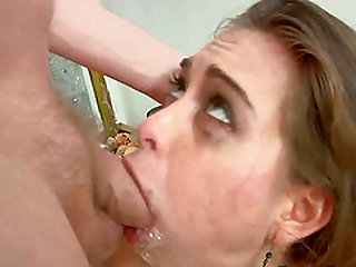 Sweet Starlet Riley Reid Sucking Deepthroat with Friends
